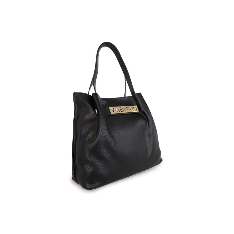 Valentino Handbags Shopper Ukuele Sort 4