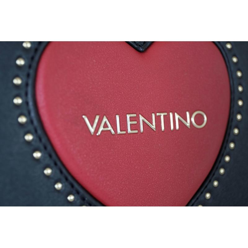 Valentino Handbags Crossbody Violino Sort/Rød 6