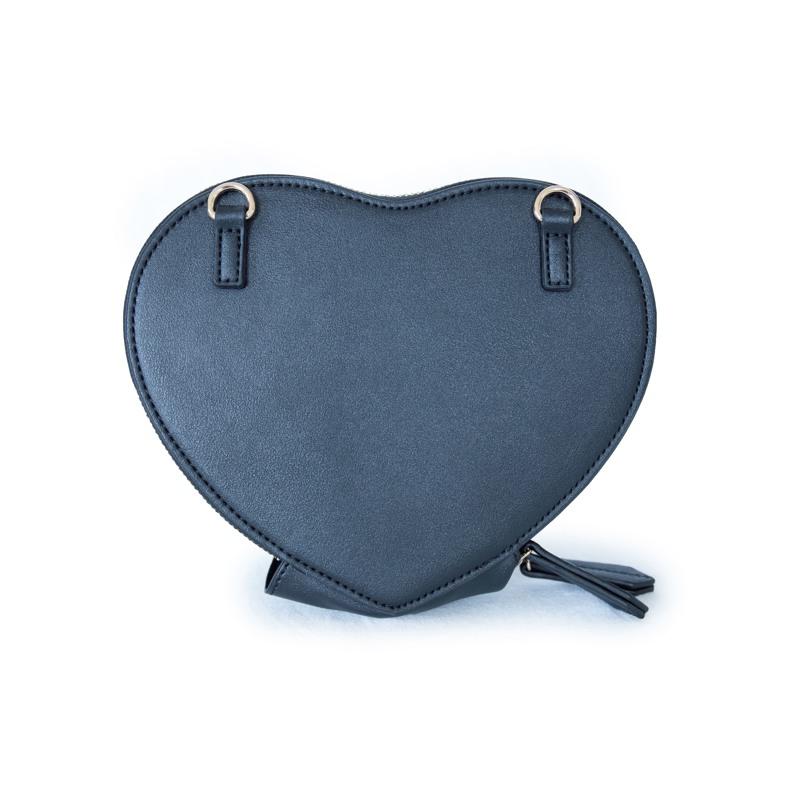 Valentino Handbags Crossbody Violino Sort/Rød 4