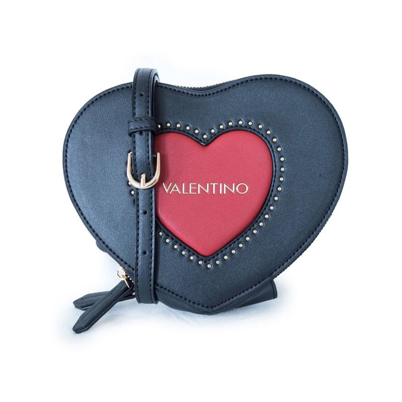 Valentino Handbags Crossbody Violino Sort/Rød 3