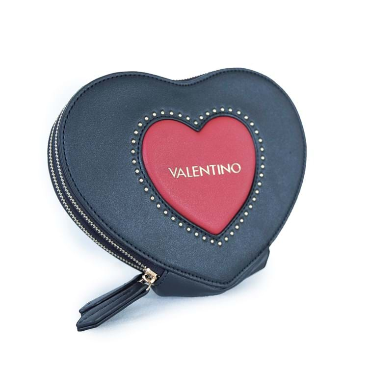Valentino Handbags Crossbody Violino Sort/Rød 2