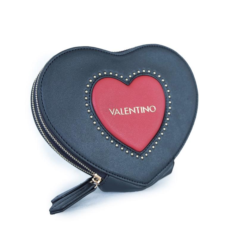 Valentino Handbags Crossbody Violino Sort/Rød 2