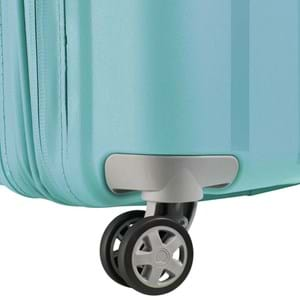 Delsey Kuffert Clavel Blå Grå 4