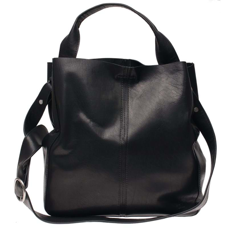 Saddler Taske tote Elsa Sort 3