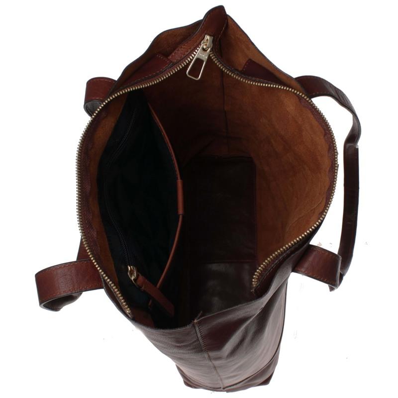 Saddler Taske tote Molly Brun 3