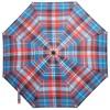 Bella Ballou Paraplye Check Rød/blå 1