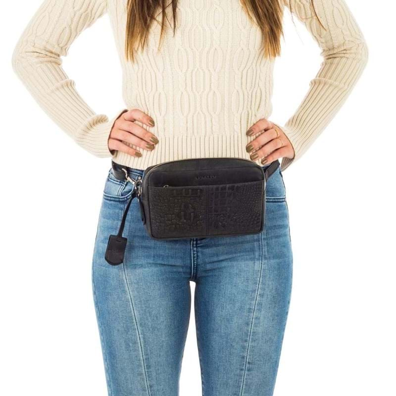 Burkely Crossbody About Ally Sort 6