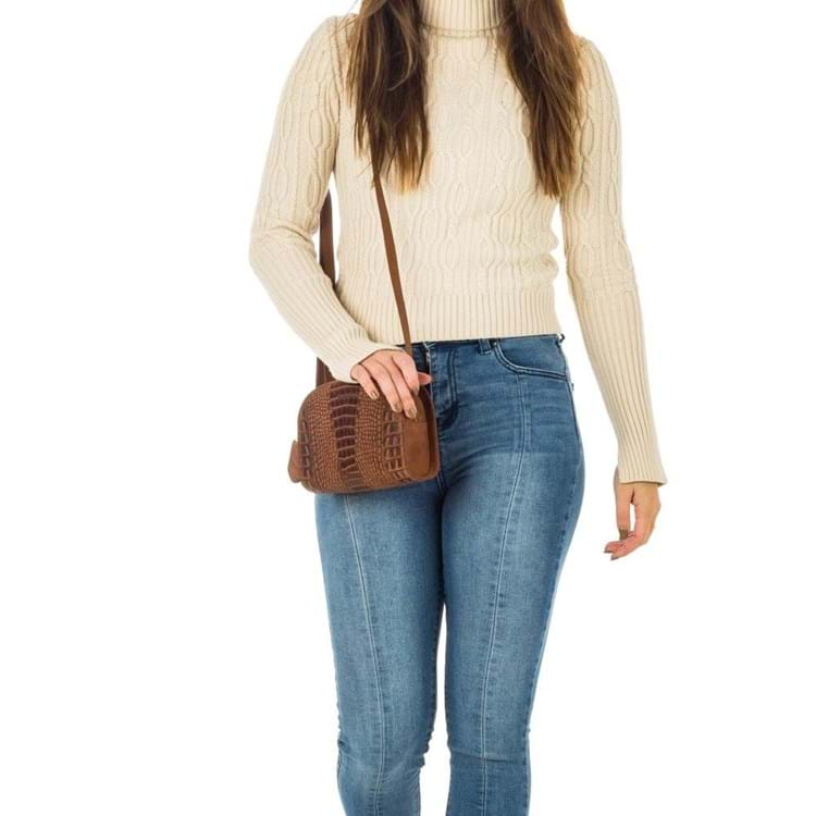 Burkely Crossbody About Ally X over S Cognac 5