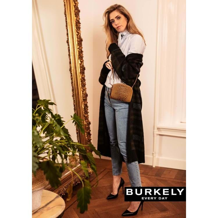 Burkely Crossbody About Ally X over S Cognac 6