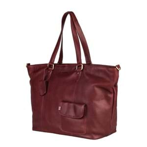 Burkely Shopper Wide Craft Caily Rød 2