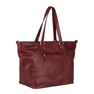 Burkely Shopper Wide Craft Caily Rød 4