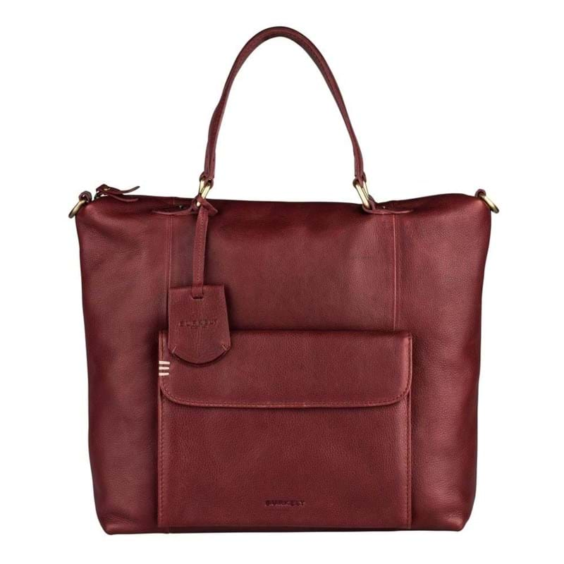 Burkely Shopper Hobo Craft Caily Rød 1