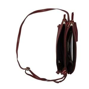 Burkely Crossbody Craft Caily X-Over M Rød 3