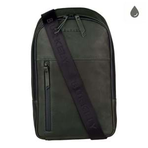 "Burkely Crossbody Rain Riley 10"" Grøn"