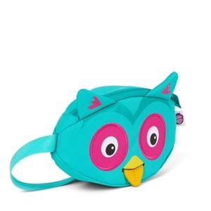 Affenzahn Bæltetaske Olivia Owl Turkis 3