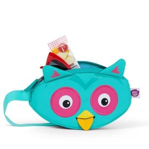 Affenzahn Bæltetaske Olivia Owl Turkis 5