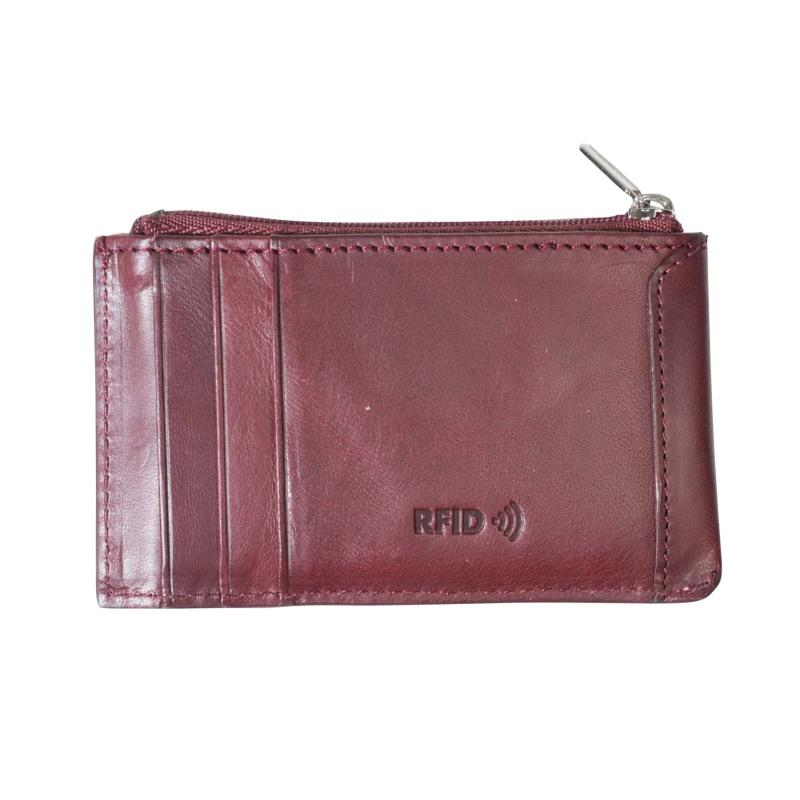 Tony Perotti Kreditkort Pung Furbo  Bordeaux 1