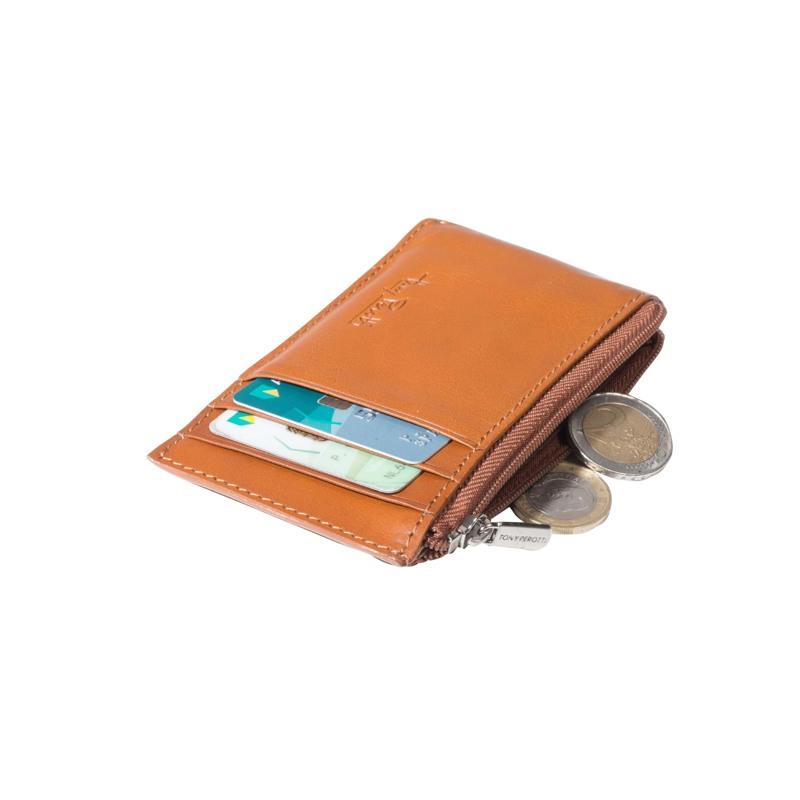 Tony Perotti Kreditkort Pung Furbo  Cognac 3
