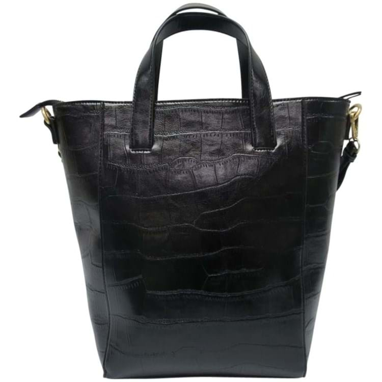 Saint Sulpice Shopper Sort/Croco 4