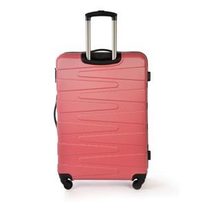 Aries Travel Kuffert Marseille Rosa 2