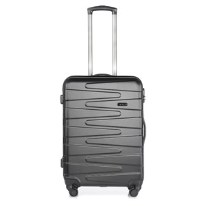 Aries Travel Kuffert Marseille 65 Cm Sort