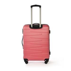 Aries Travel Kuffert Marseille Rosa 3