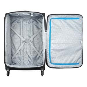 Delsey Kuffert Foldbar Mercure Sort 3