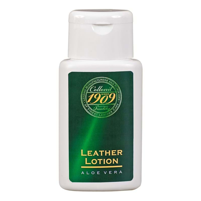 Collonil Leather Lotion med Alovera Natur 1