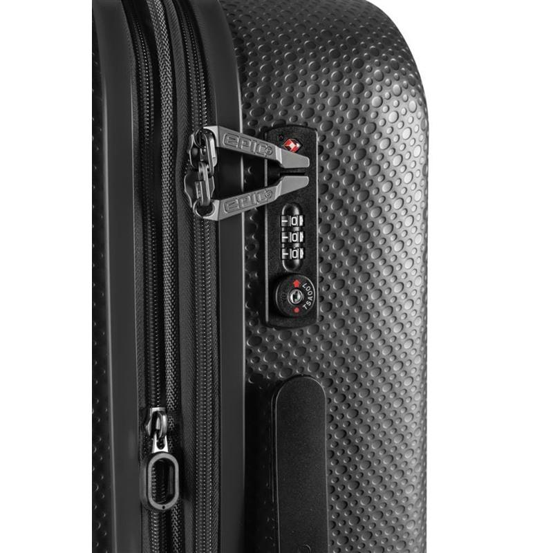 Epic Kuffert GTO 5.0 Sort 7