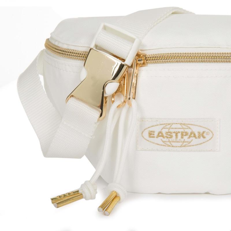 Eastpak Bæltetaske Springer Hvid/Guld 5