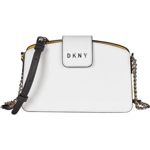 DKNY Crossbody Clara Pebble  Hvid