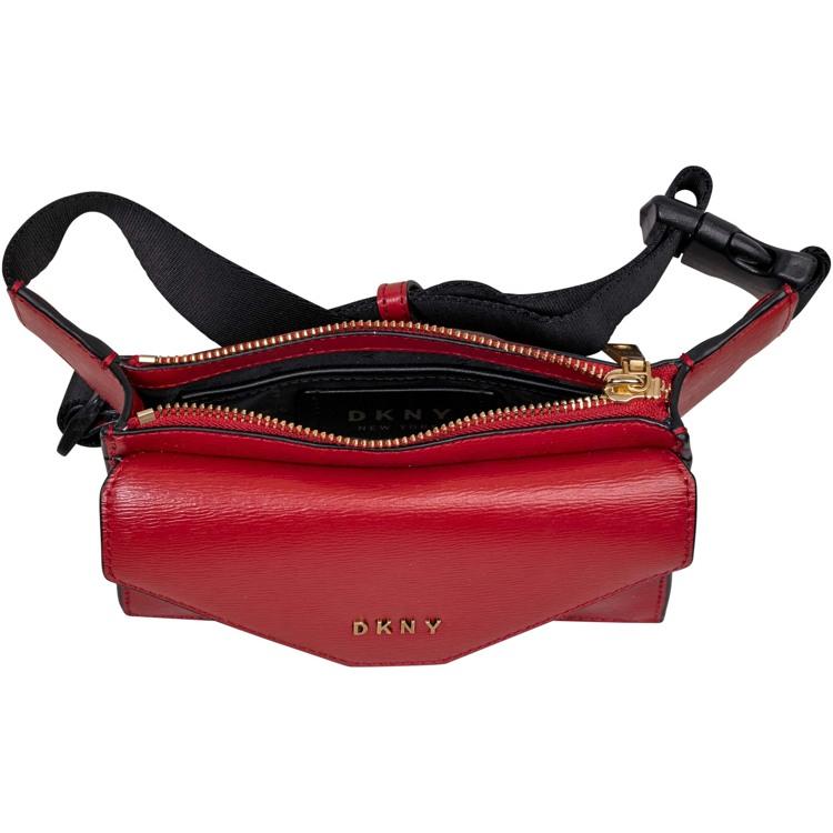 DKNY Bæltetaske Alexa Rød 3