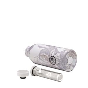 24Bottles Termoflaske Clima Bottle Tea Hvid blomst alt image