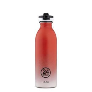 24Bottles Drikkeflaske Urban Bottle Rød