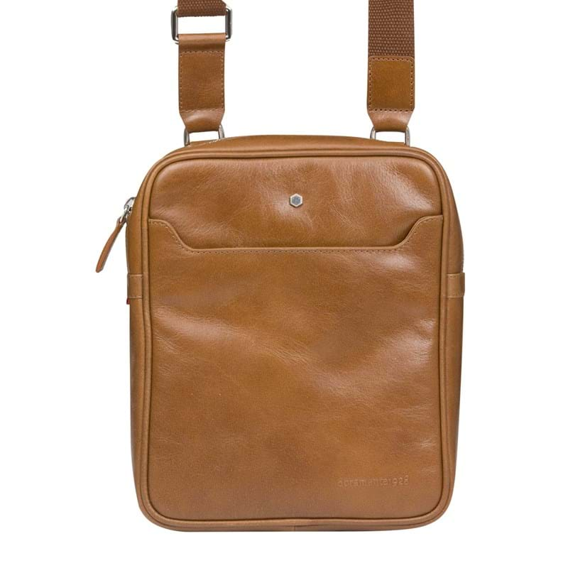 dbramante1928 Skuldertaske Frigg Sling Bag Brun 1