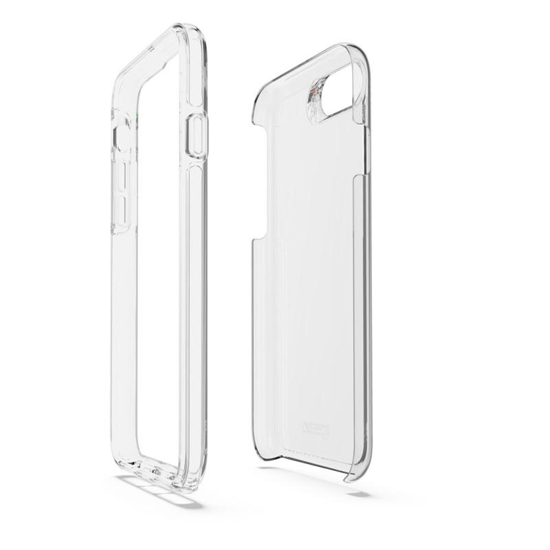 Mobilcover Crystal Transparent 2