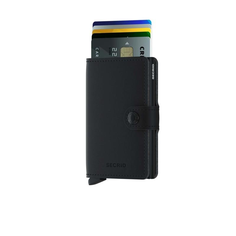 Secrid Kortholder Mini wallet Sort 2