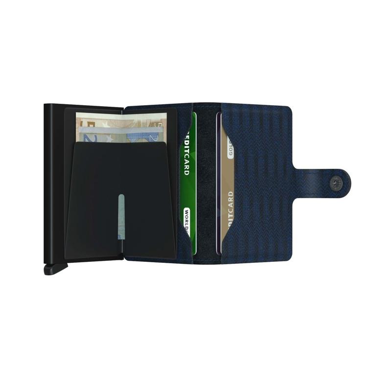 Secrid Kortholder Mini wallet Blå 3