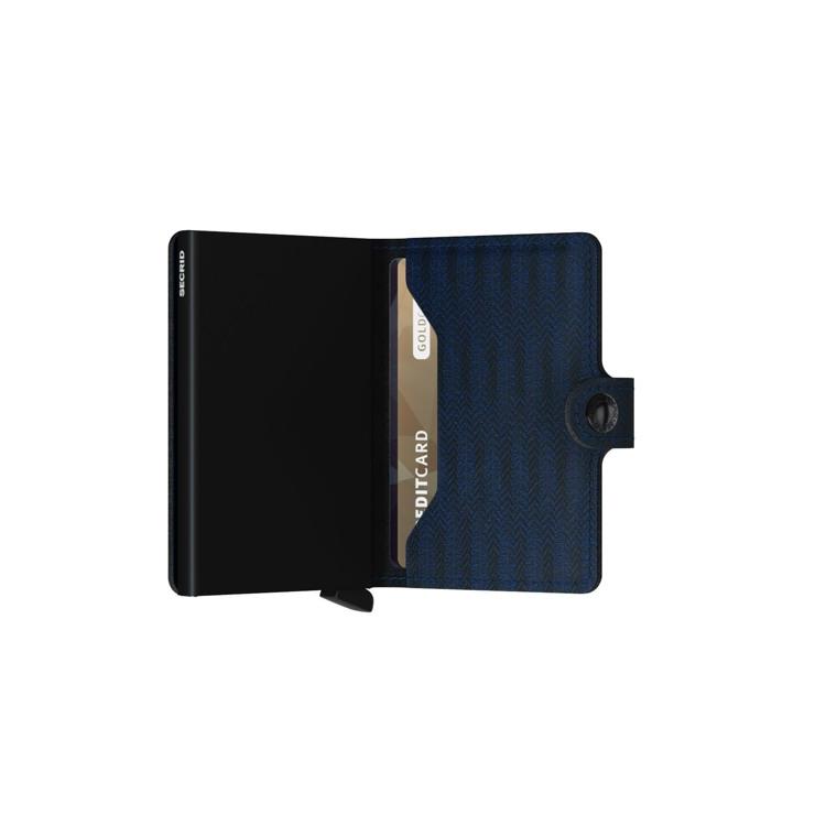 Secrid Kortholder Mini wallet Blå 4