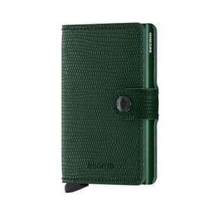 Secrid Kortholder Mini wallet Grøn