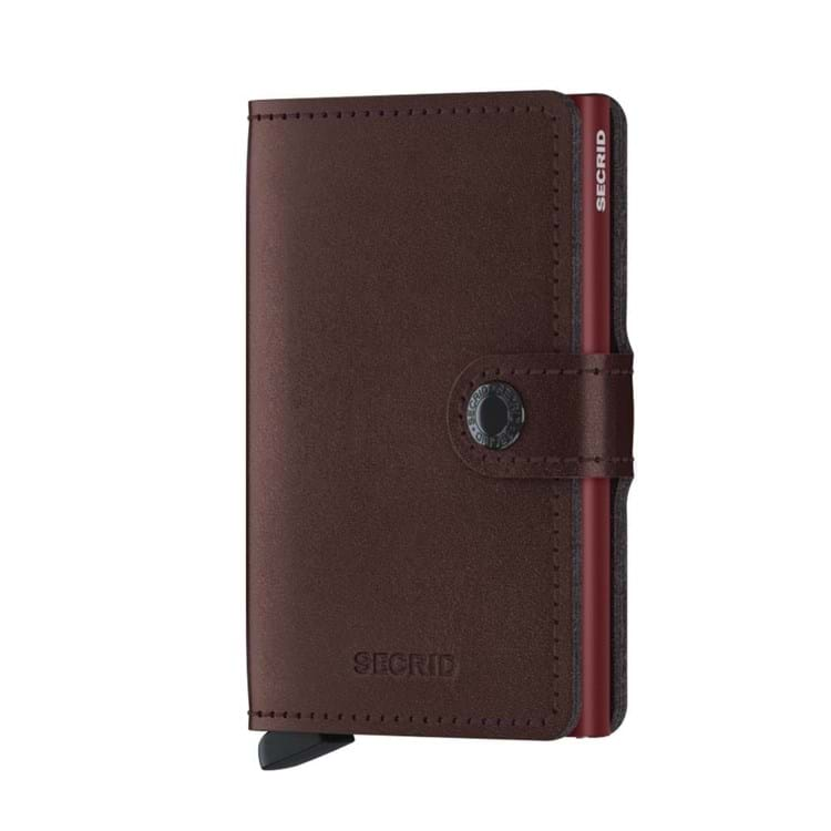 Secrid Kortholder Mini wallet Bordeaux 1