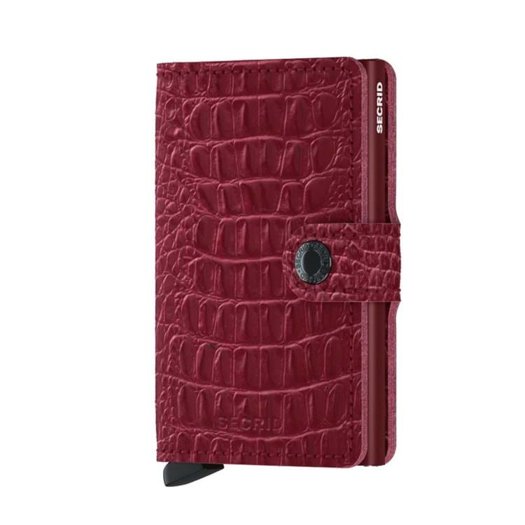 Secrid Kortholder Mini wallet Rød 1
