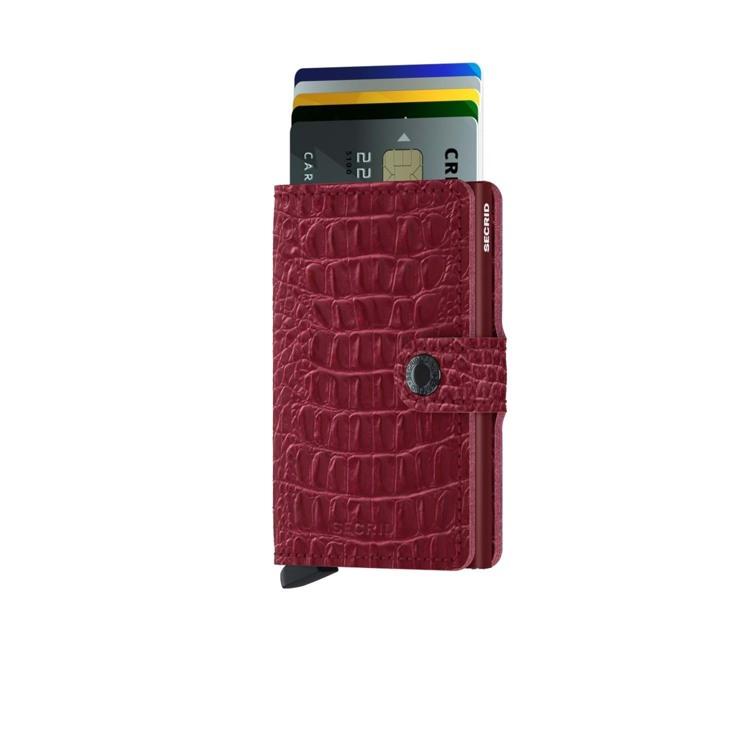 Secrid Kortholder Mini wallet Rød 2