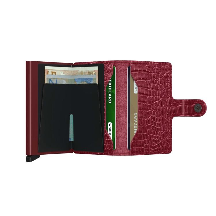 Secrid Kortholder Mini wallet Rød 3