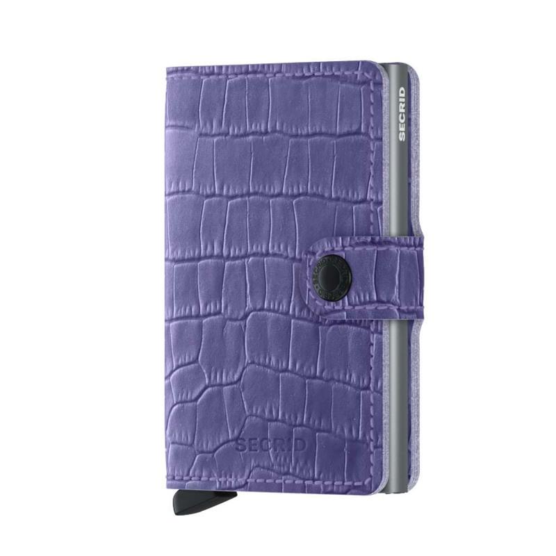 Secrid Kortholder Mini wallet Lilla 1