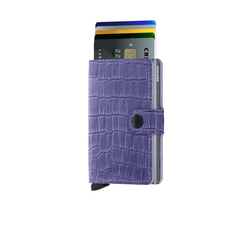 Secrid Kortholder Mini wallet Lilla 2