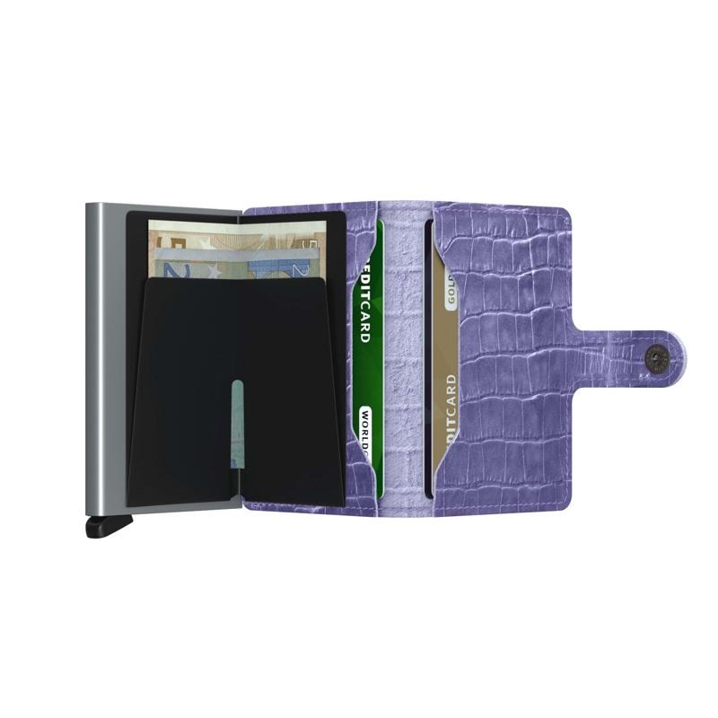 Secrid Kortholder Mini wallet Lilla 3