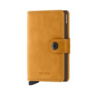 Secrid Kortholder Mini wallet Gul