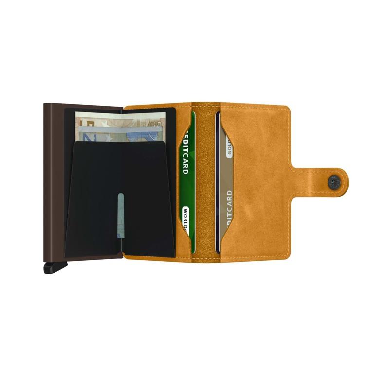Secrid Kortholder Mini wallet Gul 3