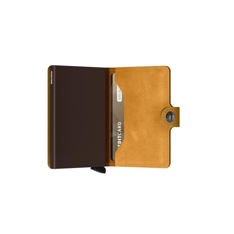 Secrid Kortholder Mini wallet Gul 4